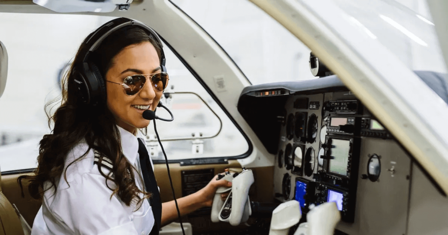 Dreams Soar: Flying Around the World to Inspire Women in Aviation