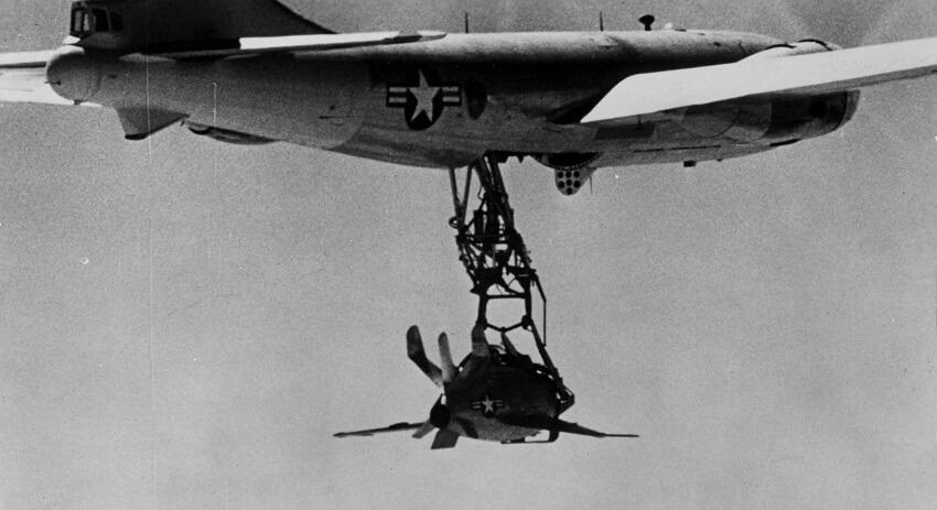 McDonnell XF-85 Goblin, 10 weirdest aircraft ever built