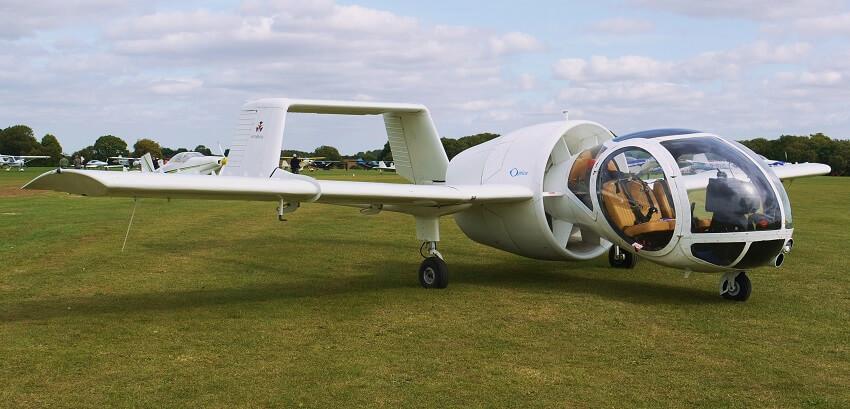 Edgley Optica, 10 weirdest aircraft ever built
