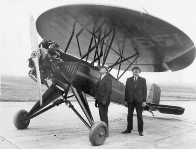 Nemeth Parasol, 10 weirdest aircraft ever built