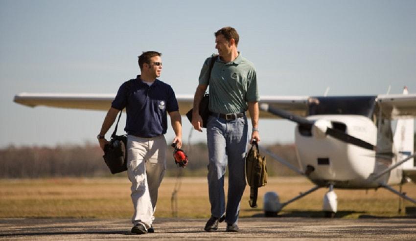 Cost of flight training
