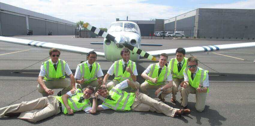 ATPL flight training blog - Road to the Right Seat - CAE Arizona