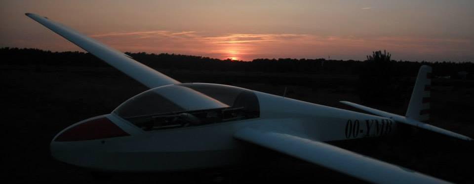 Bob Geuens glider flying - ATPL flight training blog - Road to the Right Seat