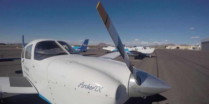 Bob Geuens - ATPL flight training blog - Road to the Right Seat - CAE Arizona