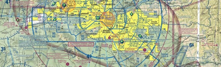 Road to the Right Seat 19 – Navigating