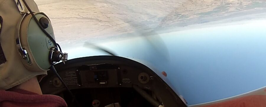 Road to the Right Seat 24 – Going Inverted