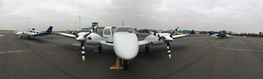 Bob Geuens ATPL flight training blog - Road to the Right Seat - Piper Seminole