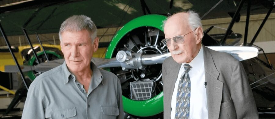 Aviation Legend Bob Hoover Passed Away at 94