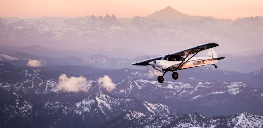 Boys and Their Toys: The CubCrafters XCub