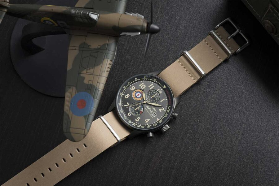 We're in Love With AVI-8, a Company Making Stylish yet Affordable Pilot Watches