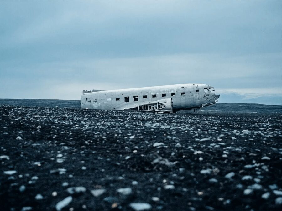 The Story Behind the Famous DC-3 Wreck in Iceland