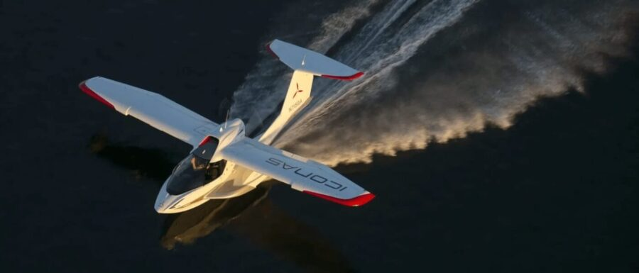 Boys and Their Toys: The Icon A5