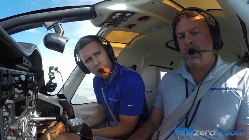 MzeroA Flight Training