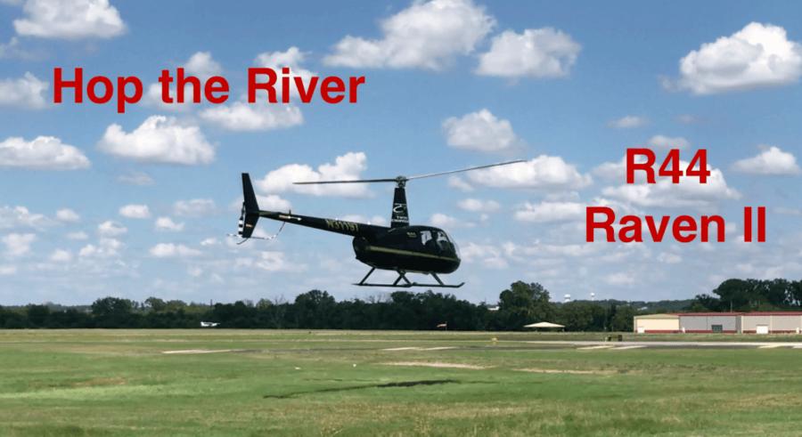 Hop the River – R44 Tulsa