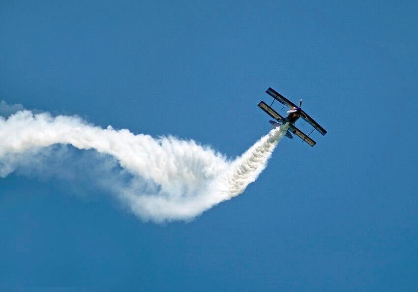 Pilot Bucket list: Aerobatic flying