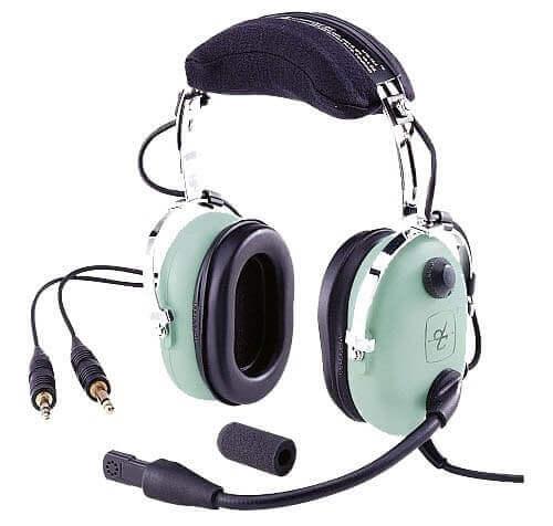 Best Aviation Headsets: David Clark on-ear aviation headset