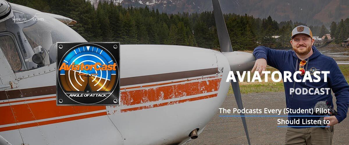 Best Aviation podcasts: aviatorcast podcast