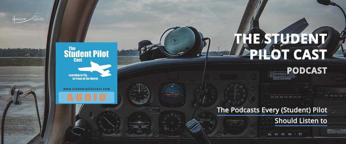 Best Aviation podcasts: Student Pilot Cast
