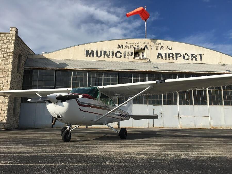 Flight training - Flex Air - Charles Copeland