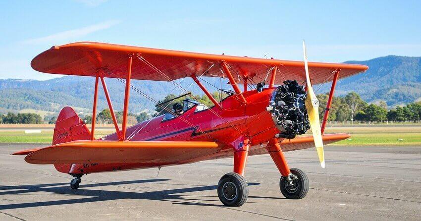 Pilot Bucket list: Radial engine - Boeing Stearma