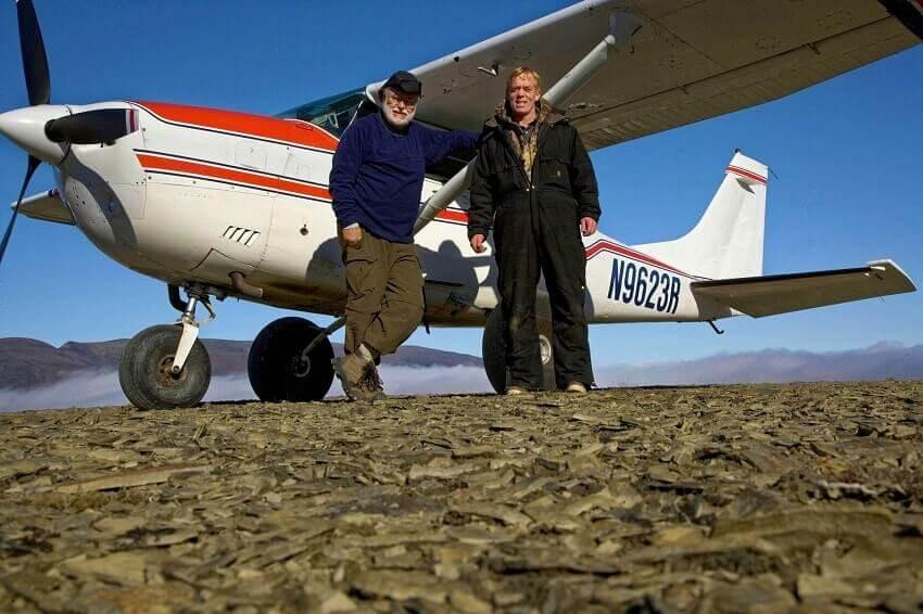 Pilot Bucket list: bush flying