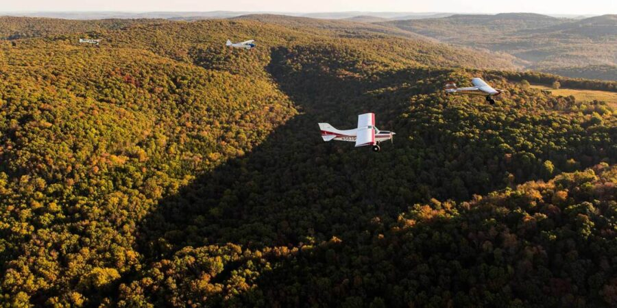 Aerial Arkansas: The Natural State's Backcountry Aviation Boom