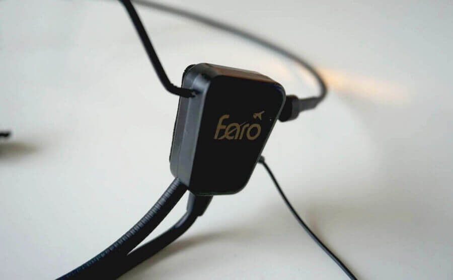 Faro Air Review - In-ear Aviation Headset