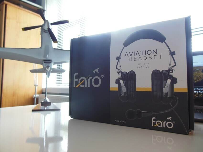 Faro G2 ANR Review