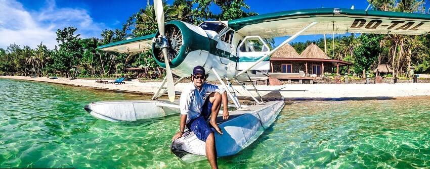 Pilot Bucket list: Island hopping