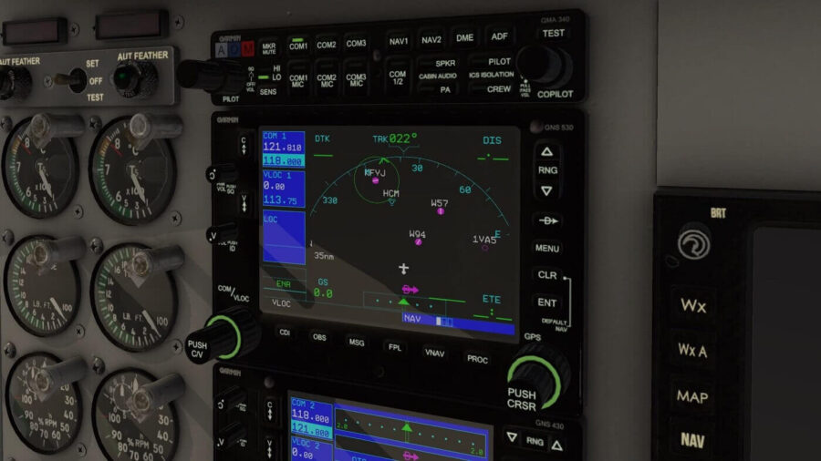 Free Garmin 430 and 530 PC Simulators to Save you Money on Fuel