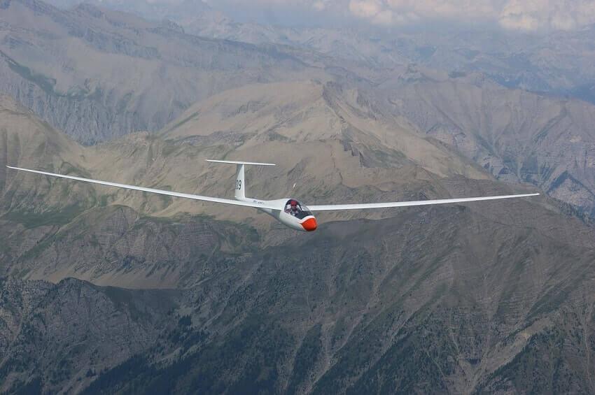 Pilot bucket list: gliding