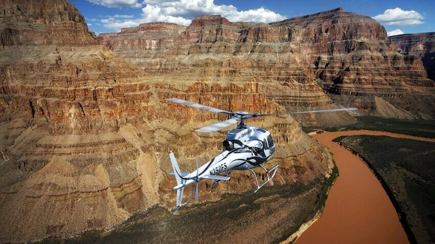 Pilot Bucket list: Fly through Grand Canyon