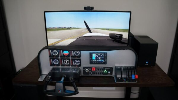 4 Great Flight Simulator Setup Examples That Will Inspire You to Build Your Own