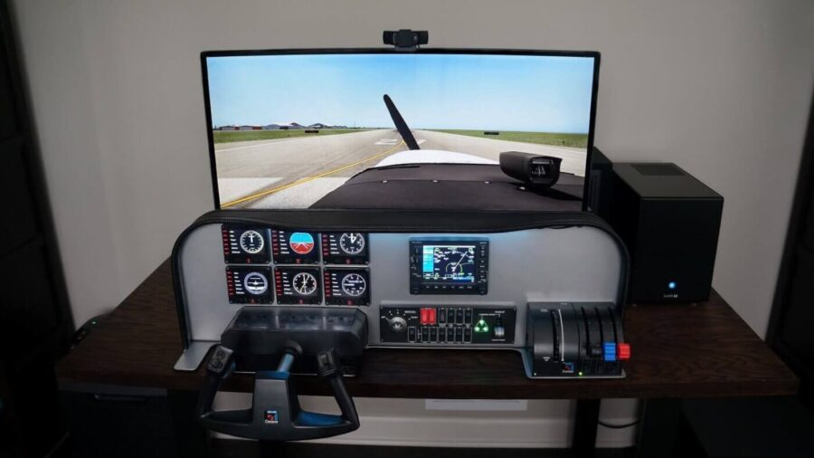 How to Build a Home Flight Simulator in 2021: A Step-by-Step Guide