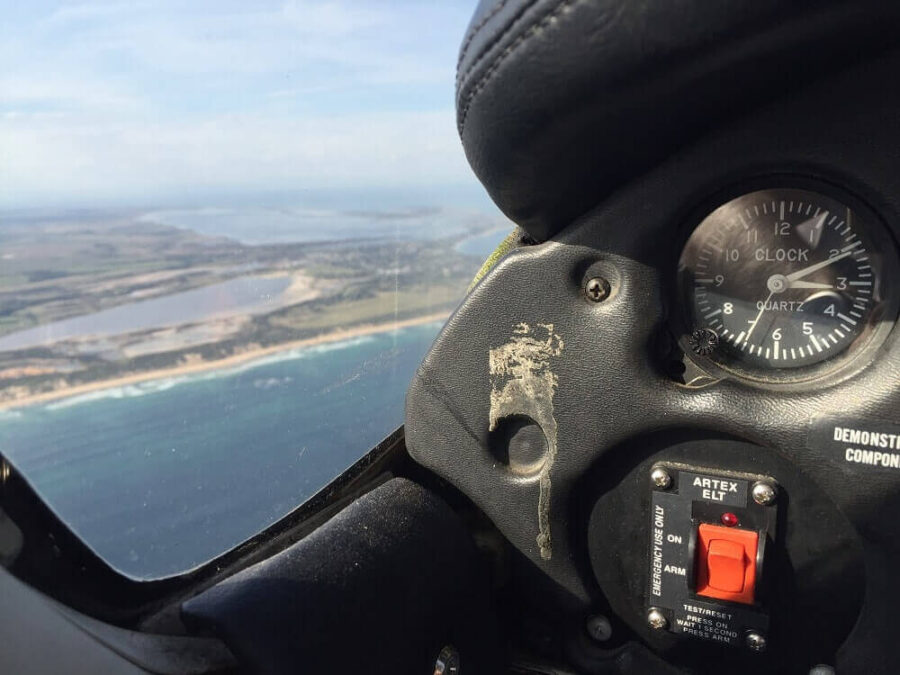 Battling Airsickness – A Common Battle for Training Pilots