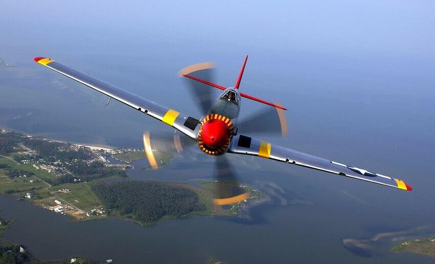 Pilot bucket list: Fly a warbird