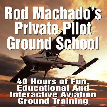 Rod Machado Ground School
