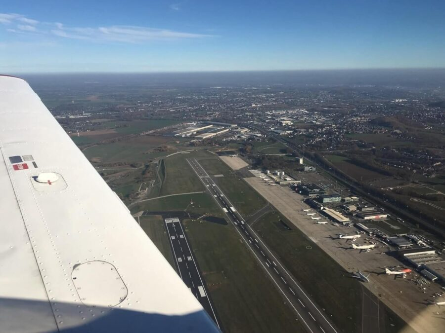 Getting Your Private Pilot License – An Unexpexted Solo Cross-Country