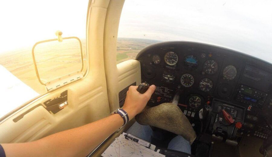 Getting Your Private Pilot License – First Navigation Flights