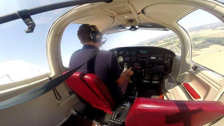 Getting Your Private Pilot License – First Solo!