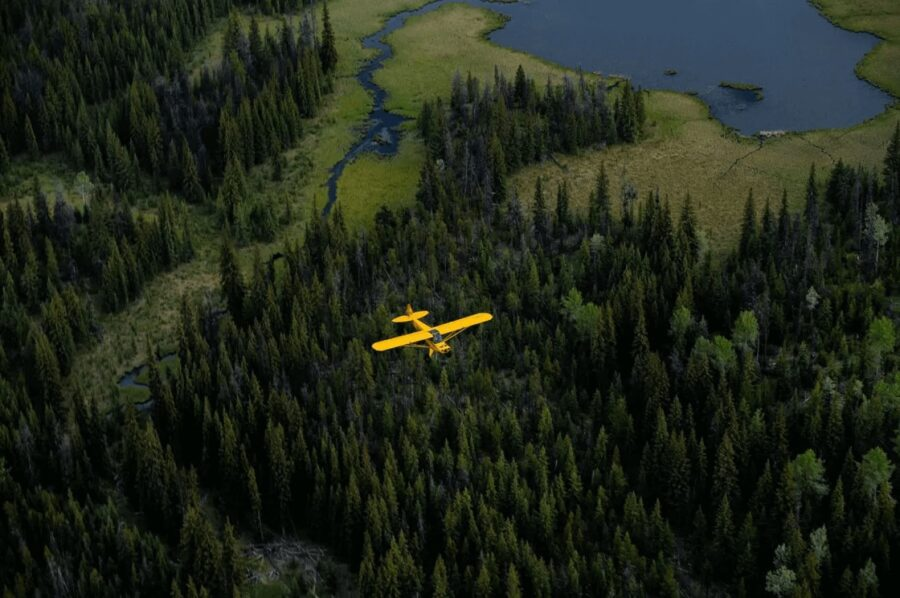 Pictures: Expedition Alaska with TacAero