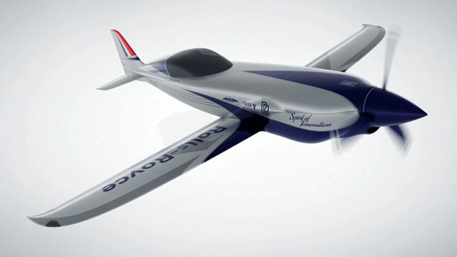 Rolls-Royce is Building a 300mph+ Electric Airplane and it Looks FAST