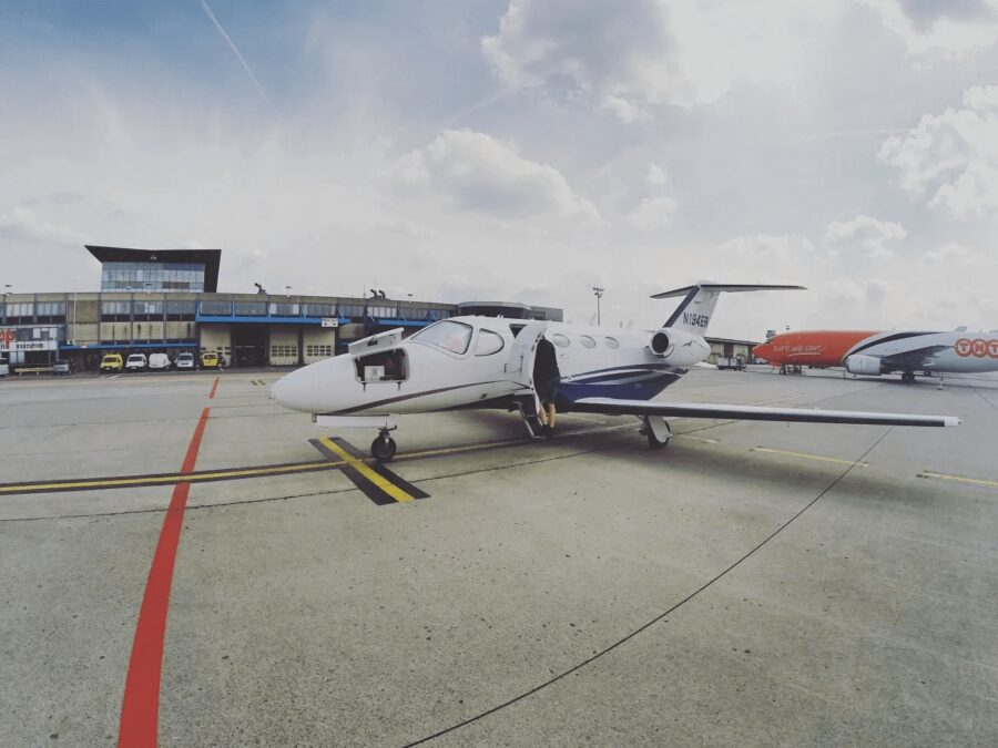 Flying the Beautiful Citation Mustang Jet
