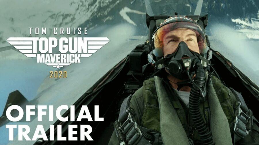 Watch the First Trailer of Top Gun: Maverick!