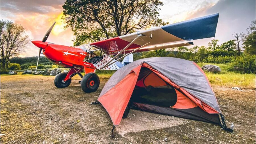 The Best Airplane Camping Gear for the Summer of 2021