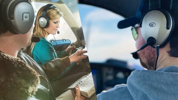Lightspeed Zulu 3 vs Lightspeed Sierra Aviation Headset