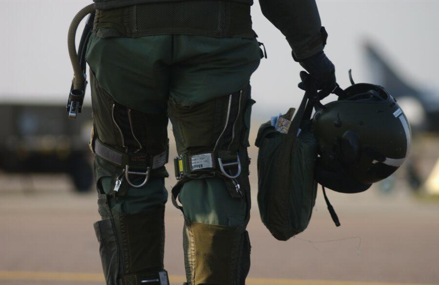Can a Civilian Wear a Military Uniform or Jacket?