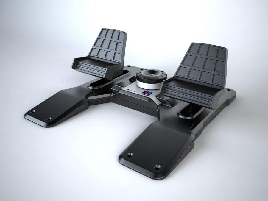 The Best Flight Simulator Rudder Pedals in 2021